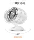 迷你取暖器電暖風機小型桌面家用小太陽辦公室電暖氣節能省電速熱 220V 露露日記