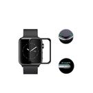 【曲面全膠鋼化】Apple Watch Series 3代 / 38mm 42mm 手錶 滿版 鋼化 強化玻璃保護貼