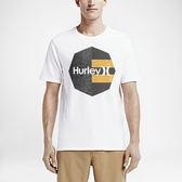 Hurley X NIKE DRI-FIT科技 - DON T STOP T恤 -男(白)