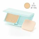日本境內貨 Cezanne 賽尚 絲漾高保濕防曬粉餅 EX2 明亮膚色盒+粉餅