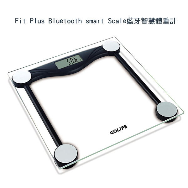 Buy917 【GOLIFE】-Fit Plus Bluetooth smart Scale藍牙智慧體重計