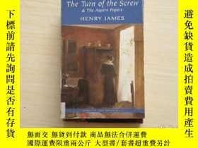 二手書博民逛書店The罕見Turn of the Screw【111】Y1097