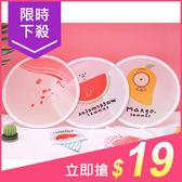 攜帶式迷你摺疊圓扇(1入)【小三美日】款式隨機 原價$20