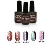 TOKYO STAR可卸式彩色指甲油膠 貝殼膠 魔幻變色指彩 15ML (PS系列) 光撩膠《Nails Mall》