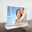 亞克力相框 相框定制LOGO照片擺臺同學聚會紀念品公司慶典禮品67寸
