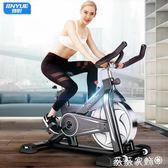 健身車 動感單車跑步健身車家用腳踏室內運動自行車女鍛煉 器健身器材 igo 薇薇家飾