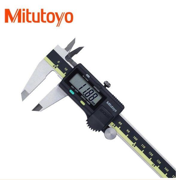 現貨 Mitutoyo日本三豐數顯卡尺0-300MM高精度電子數顯游標卡尺 (領劵購買更加優惠喔)