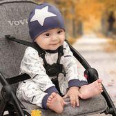 寶寶帽子0-3個月6-12薄款新生兒春秋嬰兒男女寶寶兒童潮 歐韓時代