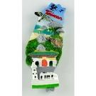 【收藏天地】台灣紀念品專賣*寶島冰箱貼-墾丁款  磁鐵 送禮 文創 風景 觀光 批發 禮品 波麗
