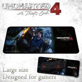PS4 秘境探險 4 大滑鼠墊