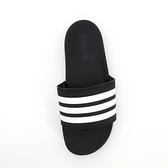 Adidas Adilette Comfort [AP9966] 女 涼鞋 拖鞋 運動 休閒 時尚 經典 黑白 愛迪達
