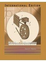 二手書博民逛書店《Machines and Mechanisms: Applied Kinematic Analysis》 R2Y ISBN:9780132019149