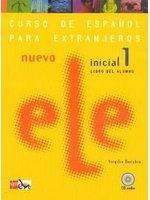 二手書博民逛書店 《Nuevo Ele Inicial 1 / New Ele Initial 1》 R2Y ISBN:8467509422│VirgilioBorobioCarrera