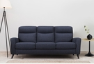 【歐雅居家】歐托高背布沙發-三人座-藍 / 沙發 / 三人沙發 / 北歐風 / 12層內材