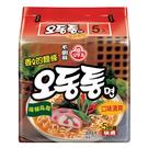 韓國不倒翁海鮮烏龍拉麵120Gx5包【愛...