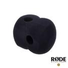 黑熊館 RODE WS4 麥克風防風罩 NT4 立體聲電容式麥克風專用防風罩 防爆音