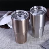 316不銹鋼yeti杯 冰霸杯 雪人杯 網紅雙層保溫 保冷杯大容量30oz