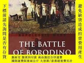 二手書博民逛書店The罕見Battle Of BorodinoY364682 Alexander Mikaberidze Pe