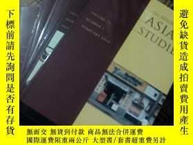 二手書博民逛書店THE罕見JOURNAL OF ASIAN STUDIES(卷71—1、4號。卷72—1、2、3號)共五本合售