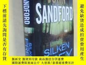 二手書博民逛書店英文原版罕見精裝 Silken Prey by John SandfordY7215 John Sandfor