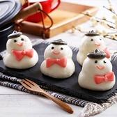 禎祥食品.雪人甜包(地瓜餡)(10粒/包,共三包)﹍愛食網