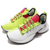 Reebok 慢跑鞋 Sole Fury 白 黑 綠 全新鞋款 襪套式 女鞋 休閒鞋 運動鞋【PUMP306】 DV4490