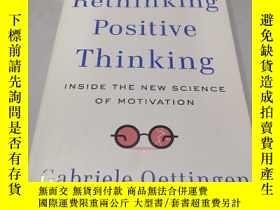 二手書博民逛書店Rethinking罕見Positive ThinkingY27