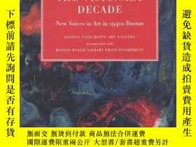 二手書博民逛書店The罕見Visionary Decade: New Voice