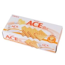 優龍ACE起司夾心餅乾1盒【合迷雅好物超級商城】