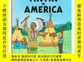 二手書博民逛書店TINITIN罕見IN AMERICAY22758 Herge(埃爾熱) 著 Little Brown IS