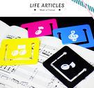 【小麥老師 樂器館】方型譜夾 書籤 (3入/組) 台製 NC029 書籤夾【A732】書夾 音符夾