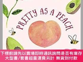 二手書博民逛書店罕見原版 Pretty as a Peach: Beauty balms cleaners and co  Y