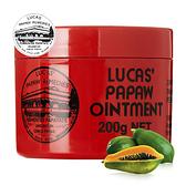 澳洲木瓜霜 Lucas Papaw Ointment 原裝進口正貨 (200g/瓶,共1入)