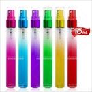 吉芳E145彩色玻璃噴瓶-單入(不挑色)-10cc[25460]液體香水分裝空瓶
