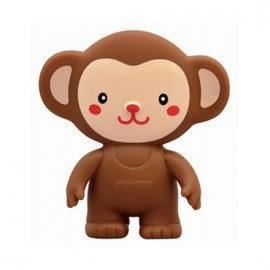 『121婦嬰用品館』樂雅 Toyroyal 軟膠系列/猴子