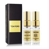 TOM FORD 私人調香系列-神秘東方+禁忌玫瑰香水(4mlX2)[含外盒] EDP-航版