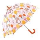 兒童雨傘男女童直立傘公主小傘小號輕便寶寶長柄兒童傘【聚寶屋】