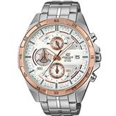 CASIO 卡西歐 EDIFICE 經典 計時 手錶 EFR-556DB-7