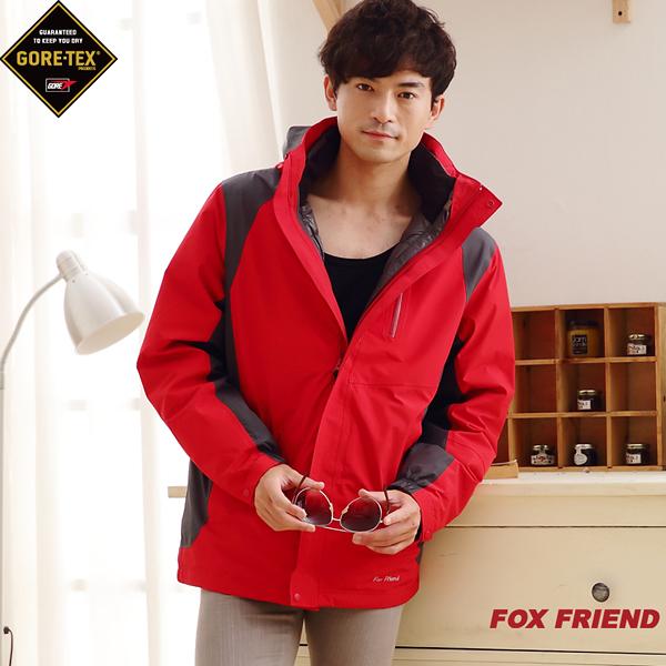 FOX FRIEND 防水透氣GORE-TEX外套 1101A