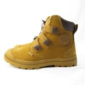 Palladium PAMPA CUFF WP LUX 防潑水高筒靴 75926217 男女款 棕黃【iSport愛運動】