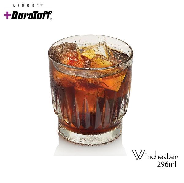 美國Libbey Winchester強化威士忌杯 玻璃杯 水杯 飲料杯 果汁杯 296ml