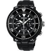 SEIKO 精工 Prospex Scuba 鮪魚罐頭太陽能計時限量手錶 V175-0DV0SD(SBDL035J)