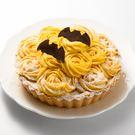 南瓜自然甜香的濃郁風味,彈指間幻化為一朵朵艷麗黃玫瑰,陪您一起樂翻萬聖。