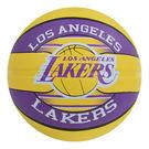 [陽光樂活] SPALDING 斯伯丁 NBA 隊徽系列 湖人 LAKERS  #7  SPA83510