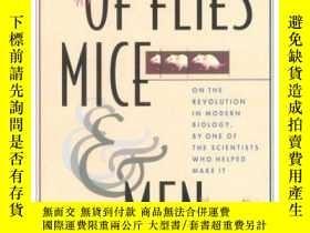 二手書博民逛書店Of罕見Flies, Mice, And MenY256260 Francois Jacob Harvard