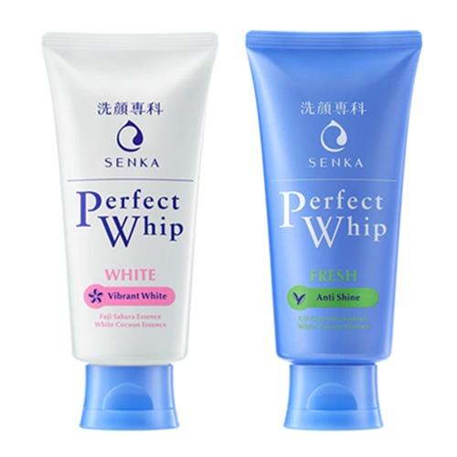 SENKA 洗顏專科 Perfect 超微米透亮/控油潔顏乳 100g 洗面乳【BG Shop】2款/最短效期:2021.10.24
