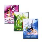 瑜珈形體條理養生組合教學 ( 美體排毒+活力減壓+調理養身 ) DVD 免運 (購潮8)