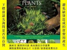 二手書博民逛書店Encyclopedia罕見Of Aquarium PlantsY255562 Peter Hiscock B
