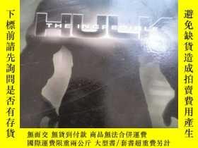二手書博民逛書店the罕見incredible hulkY241605