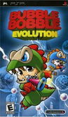 PSP Bubble Bobble Evolution 泡泡龍魔塔大作戰(美版代購)